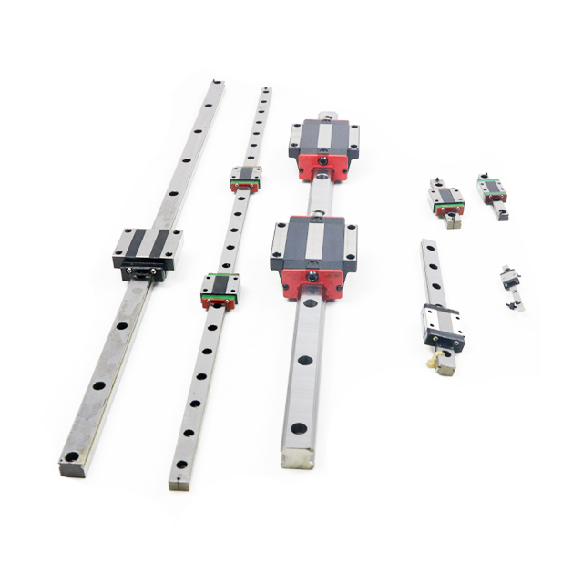 EGW-SA Series Linear Guideways for Linear Motion