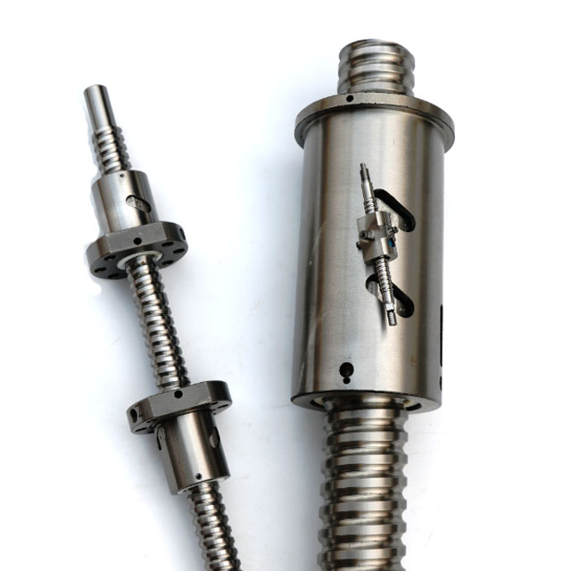 Right and left hand ball screw miniature ball screw large ball screw custom ballnut ball screw stainless steel ball screws