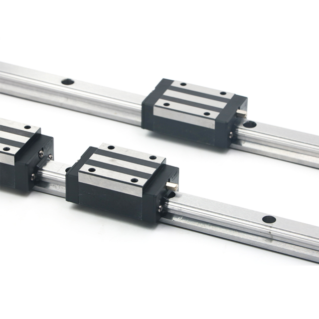 QEW-CB Series Linear Guideways for Linear Motion