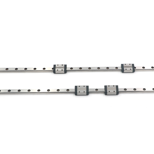 PGHW-CC Series Linear Guideways for Linear Motion