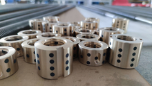 Oil-free bushings