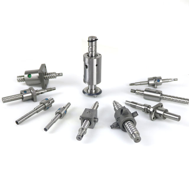 Custom mini ball screws WKT brand