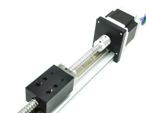 High Quality ball screw motorized linear motion module